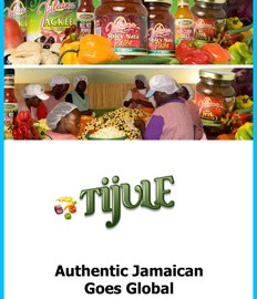 Tijule, Authentic Jamaican Goes Global.