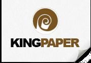 KingPaper logo.