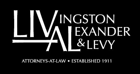 Livingstone Alexander & Levy logo.