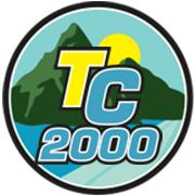 Trans Caribbean 2000 logo.