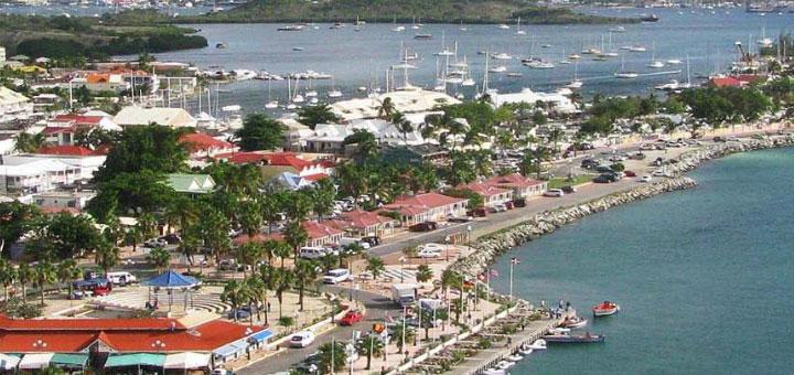 Marigot Bay Harbour
