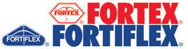 Fortiflex logo.