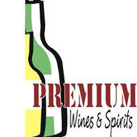 Premium Wines & Spirits logo.