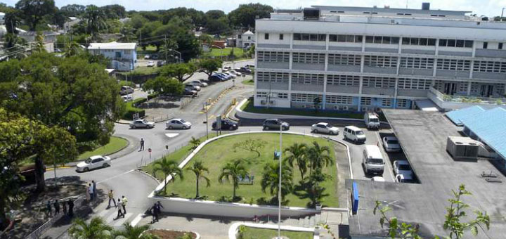 Queen Elizabeth Hospital Barbados