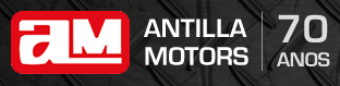 Antilla Motors logo.