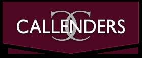 Callenders logo.