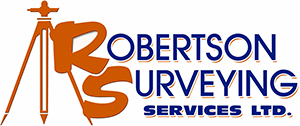Robertson Surveying Services Logo1