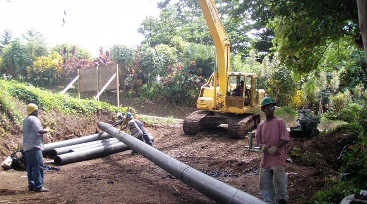 ACE Engineering Ltd. - Building Dominica