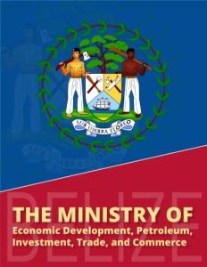 belize ministry