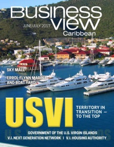 June 2017 Issue cover Business View Caribbean.