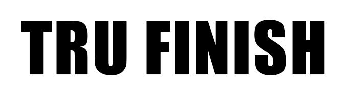 Tru Finish logo