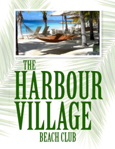 The Harbour Village brochure cover.