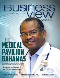 June 2018 Issue cover Business View Caribbean.