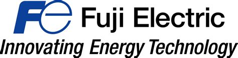 FE, Fuji Electric logo with the tagline Innovative Energy Technology.