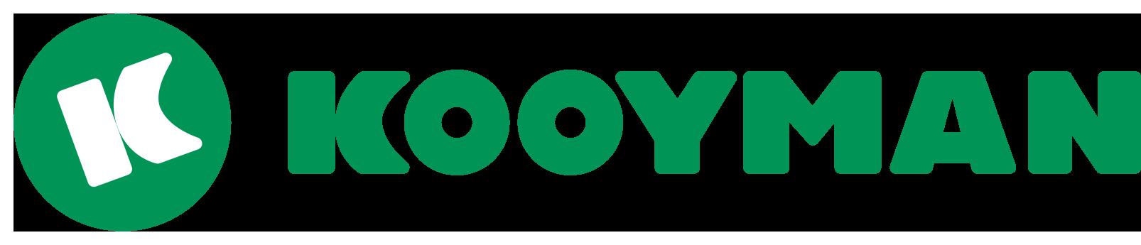 Kooyman logo.