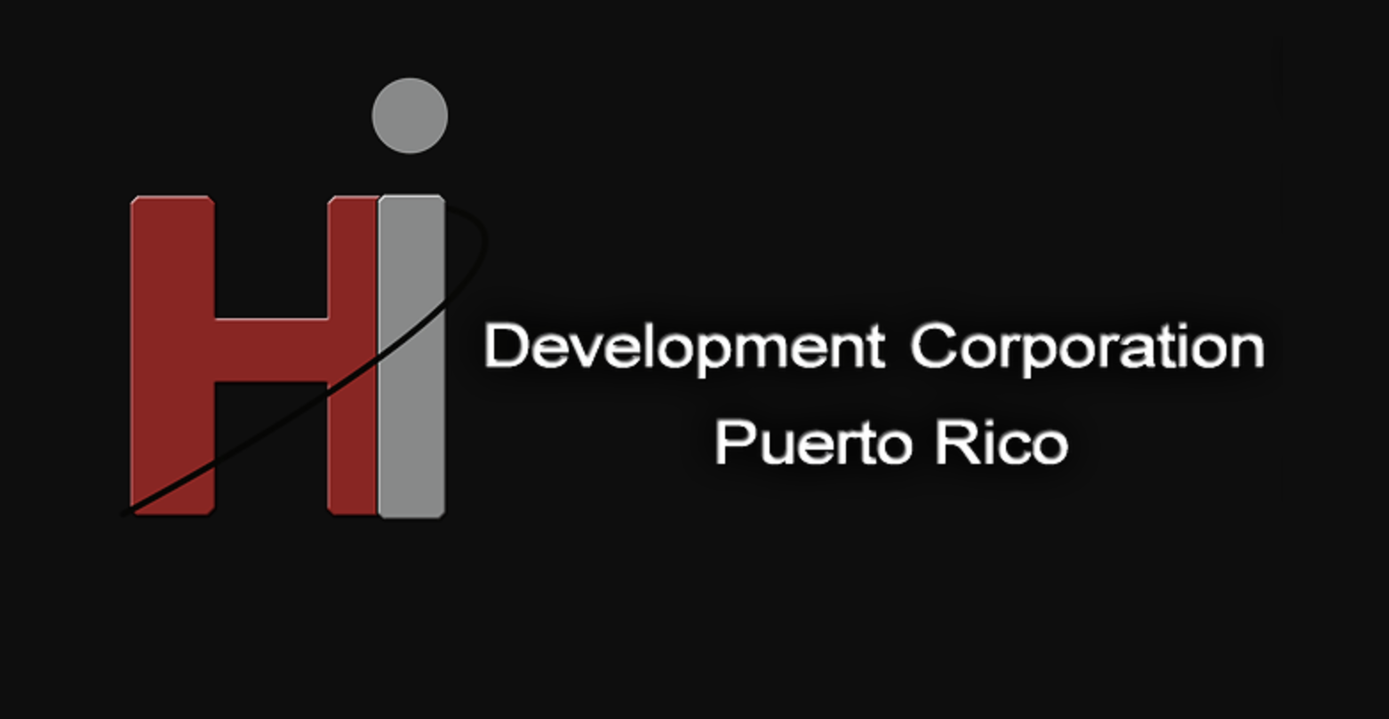 Hi Development Corporation Puerto Rico, logo.