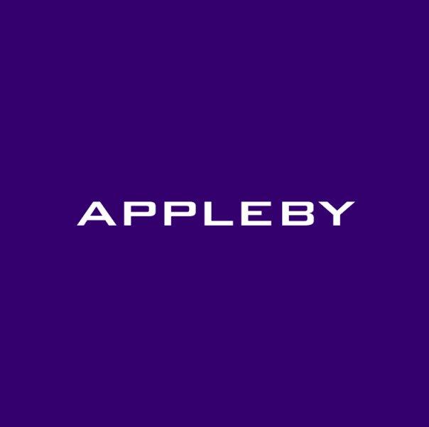 Appleby logo.