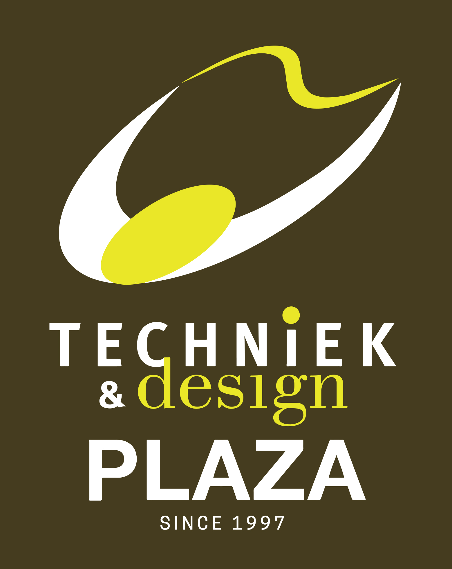 Techneik & design PLAZA logo.