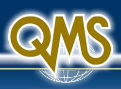 Quality Machines Services logo.
