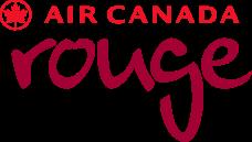 Air Canada Rouge logo.