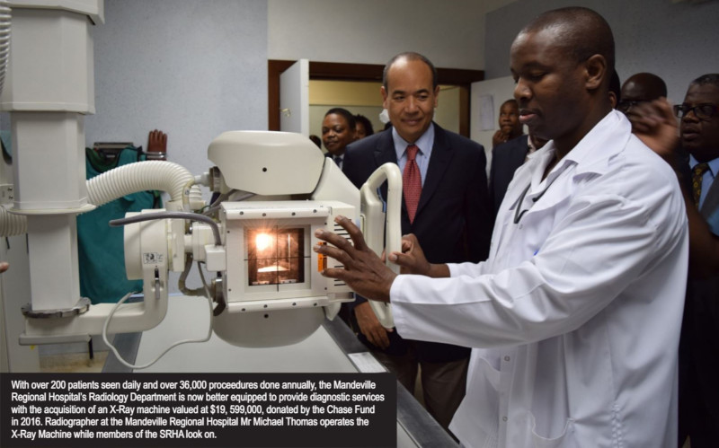 Southern Regional Health Authority - Jamaica | Business View