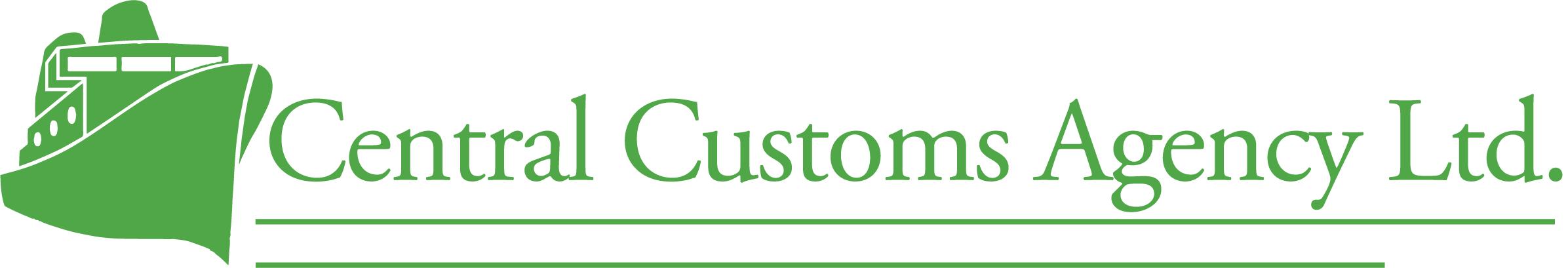 Central Customs Agency Ltd logo.
