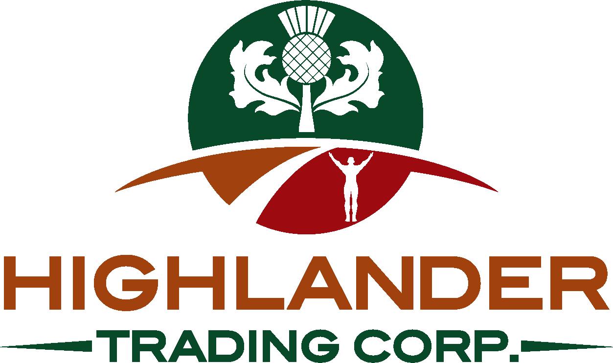 Highlander Trading Corp. logo.
