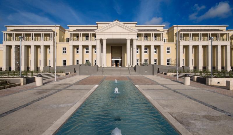 GSA Architecture & Interior Design example of work, Judicial Centre.