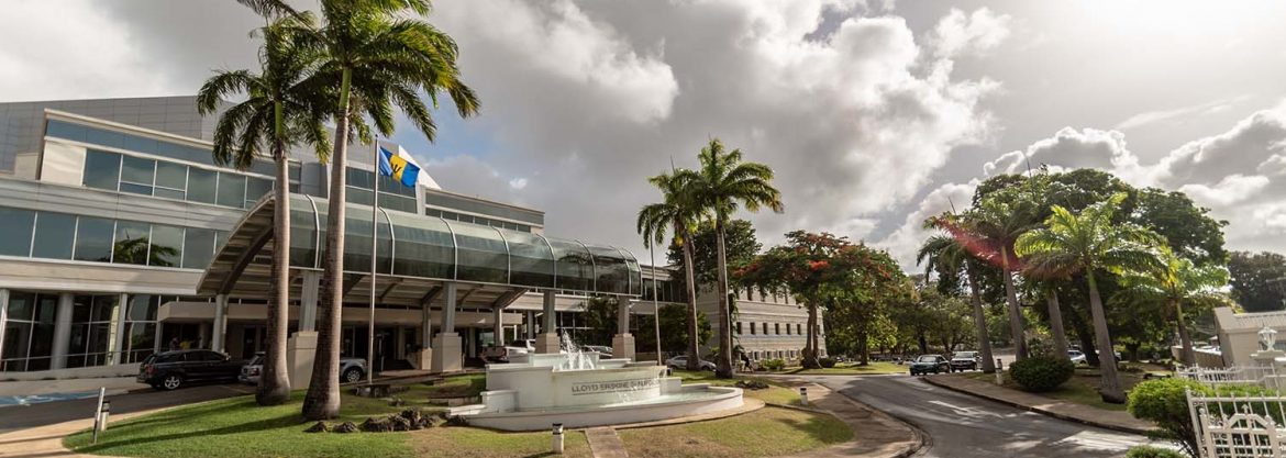 Ross University, new home in Barbados.