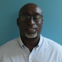 Edmund Brathwaite Manager Electrical Department for TMR Sales & Services Ltd. in Barbados.