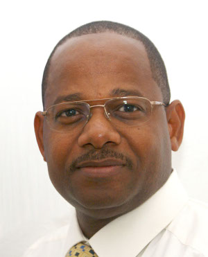 Turks & Caicos Islands Airports Authority Chief Executive Officer John T. Smith.