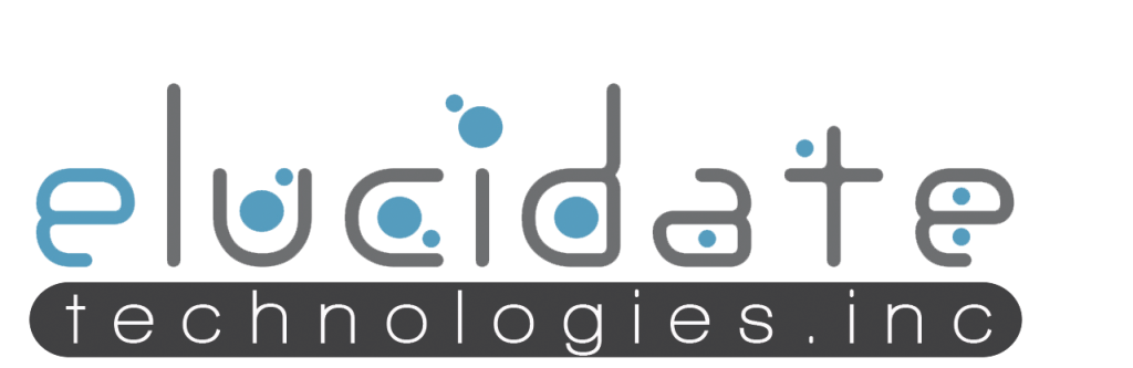 elucidate technologies, inc logo.