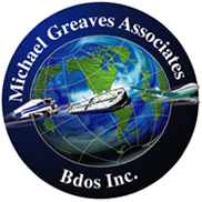 Michael Greaves Associates logo.