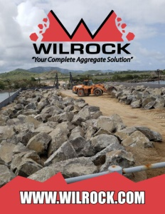 Wilrock Limited brochure cover.