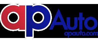 Atlantic Pacific Automotive logo.