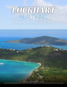 Lockhart Realty Inc. brochure cover.