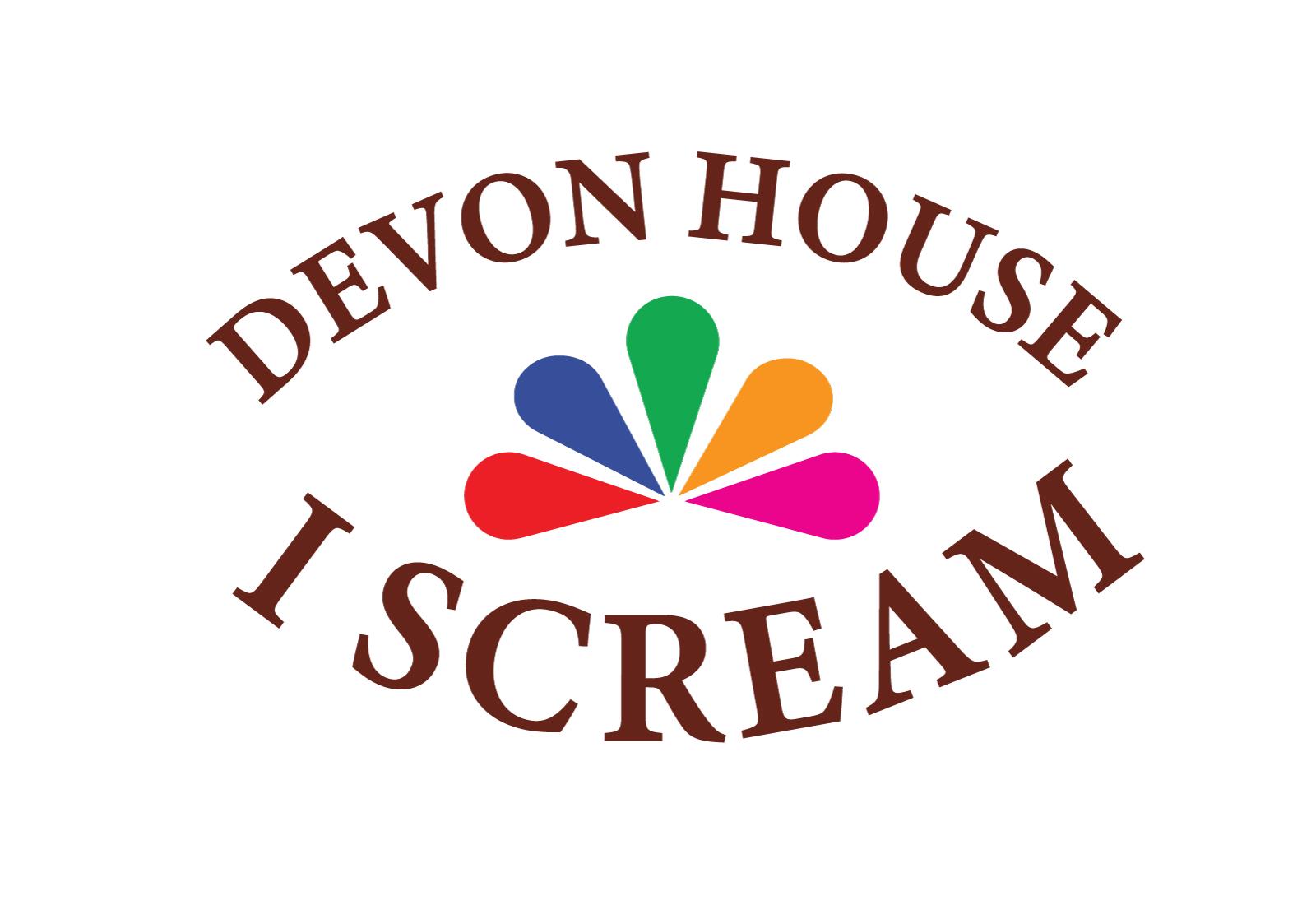 Devon House I Scream logo.