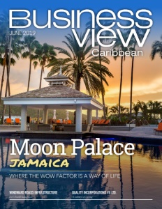 June 2019 issue cover of Business View Caribbean.
