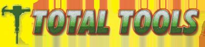 Total Tools logo.