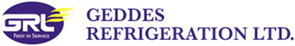 Geddes Refrigeration Ltd. logo.