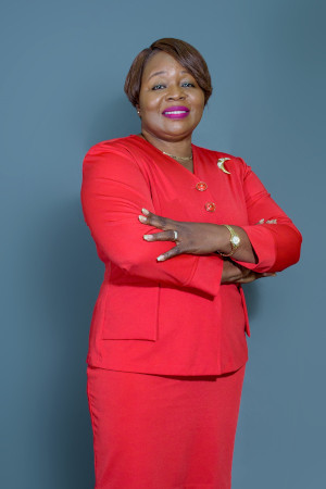 South East Regional Health Authority Jamaica Regional Director Maureen Golding.