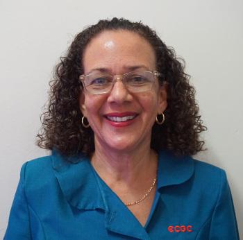 East Caribbean Group of Companies Marketing Manager, Rachel Haslam