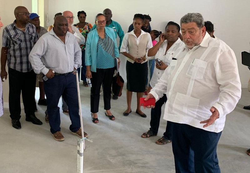 The Government of St. Vincent and the Grenadines and Prime Minister Ralph Gonsalves