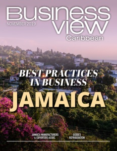 November 2019 Issue cover of Business View Magazine