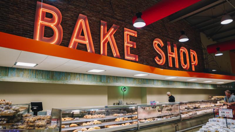 Ling & Sons Food Market Bake Shop