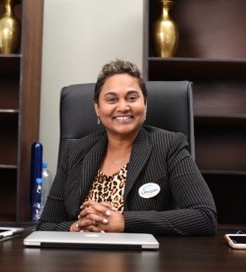 Lifespan Company Ltd Managing Director, Nayana Williams