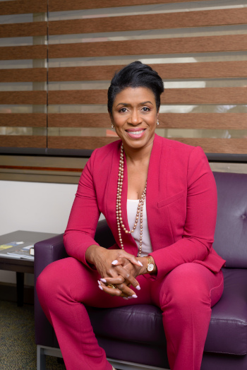 Supreme Ventures Limited President and CEO, Ann-Dawn Young Sang
