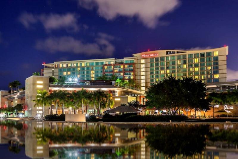 F&R Construction Group Sheraton Puerto Rico Centro de Convenciones Hotel & Casino - San Juan, Puerto Rico