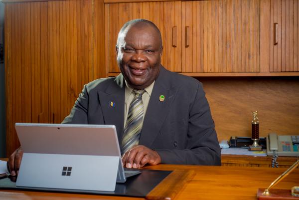 Caribbean Agriculture Research and Development Institute (CARDI) Executive Director, Barton Clarke