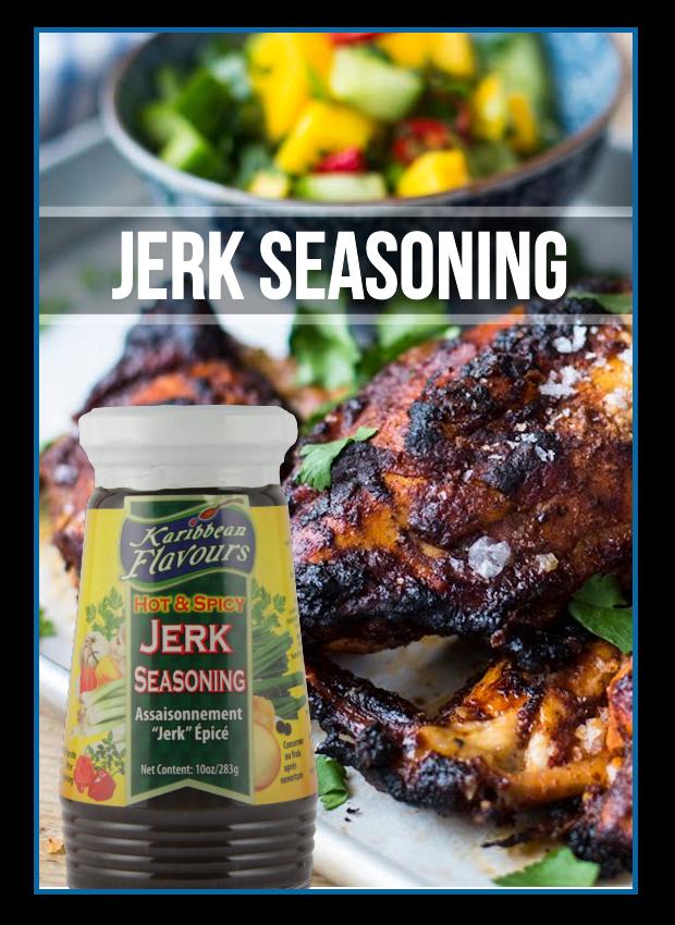 RHS Marketing Limited Jerk Seasoning
